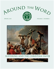 Suffering and the Christian Faith (color) cover image