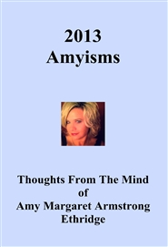 2013 Amyisms cover image