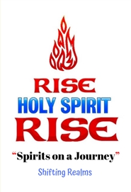 Rise Holy Spirit, Rise Notebook cover image