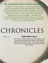 The Book of 1st Chronicles cover image
