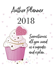 2018 Q3 Ultimate Author Planner cover image