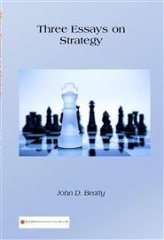 Three Essays on Strategy cover image