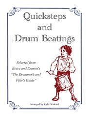 Quicksteps and Drum Beatings cover image