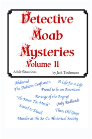 Detective Moab Mysteries Vol 11 cover image