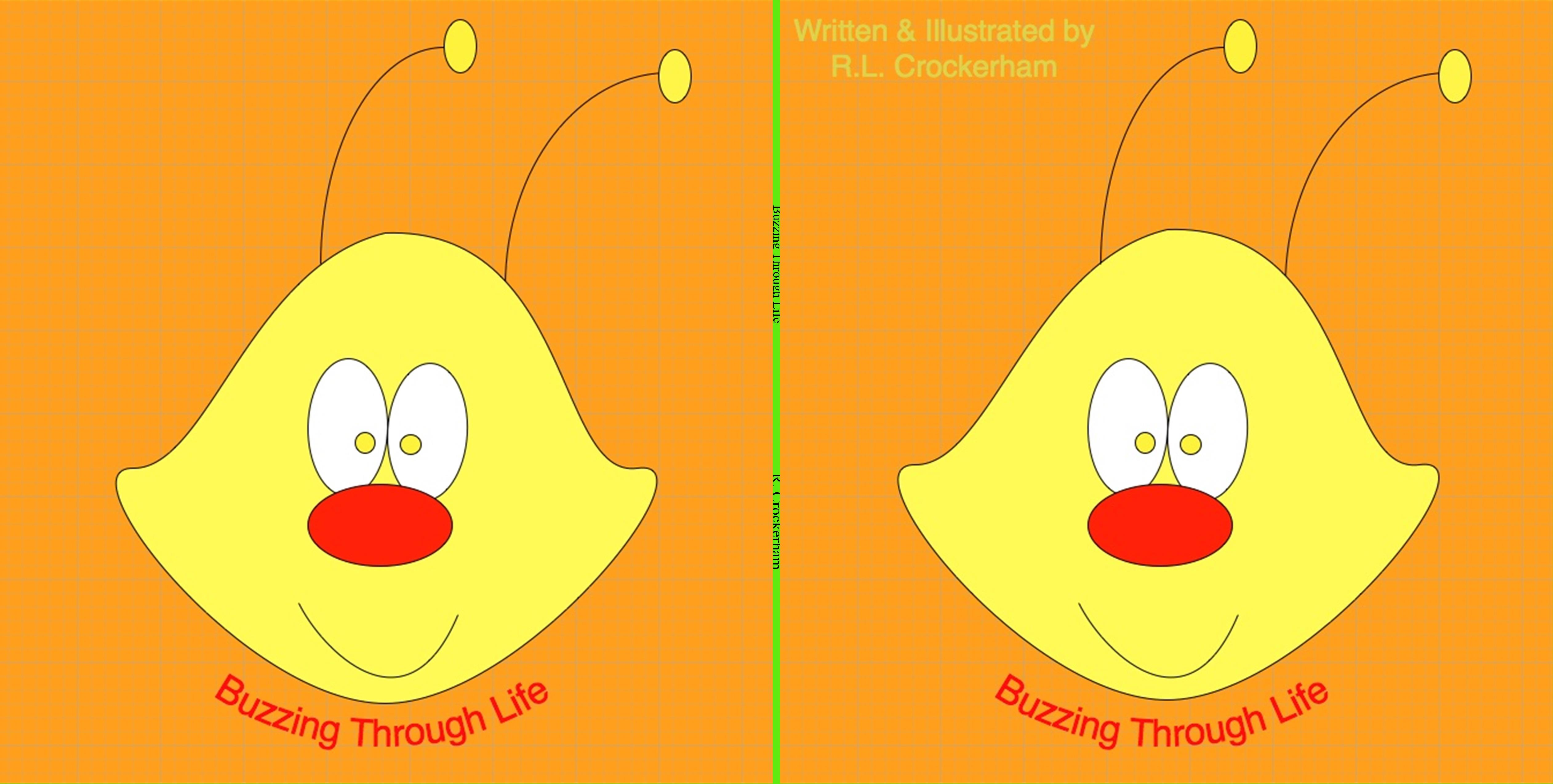 Buzzing Through Life cover image