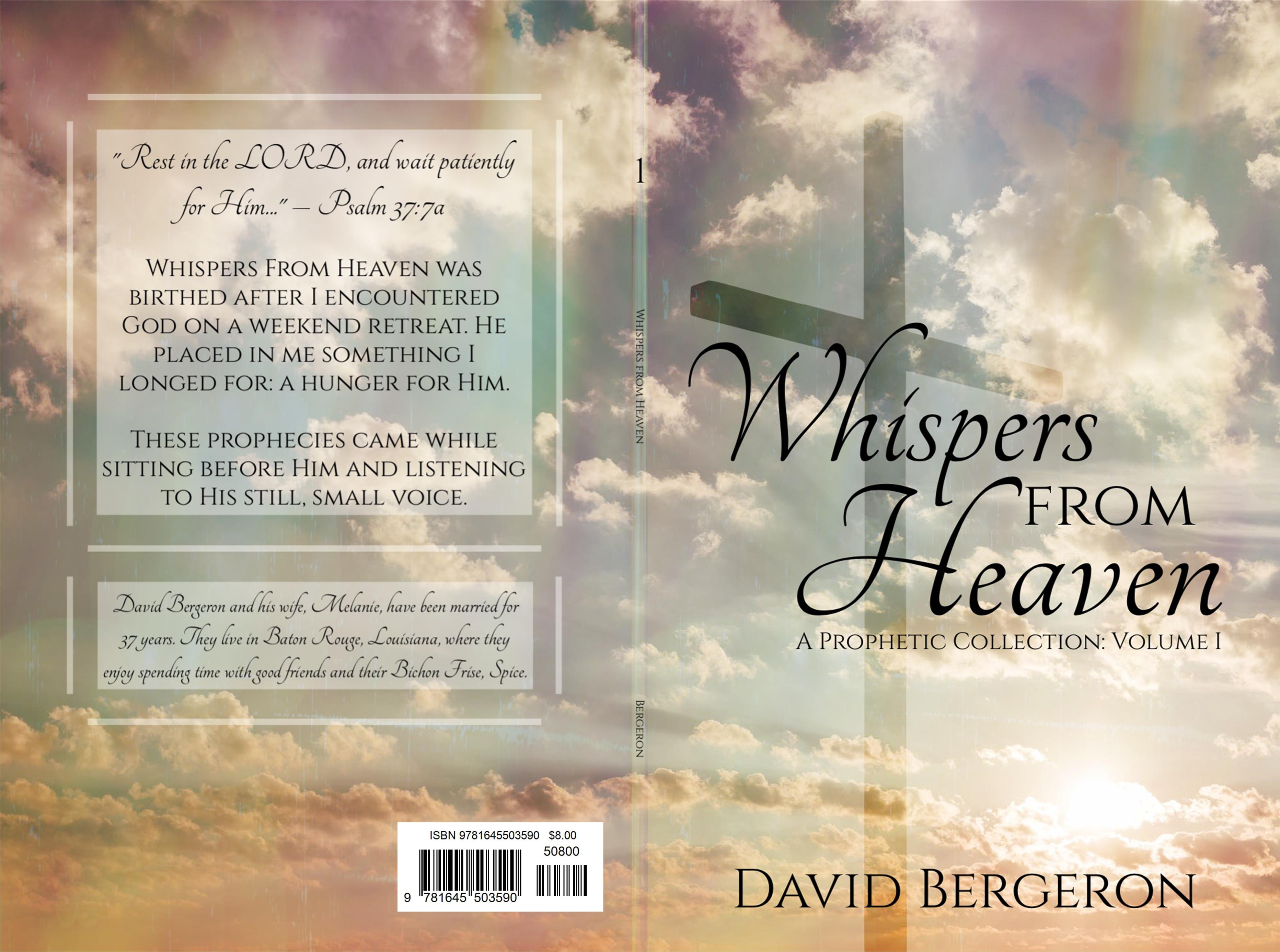 Whispers From Heaven Volume 1 cover image