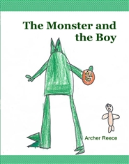 The Monster and the Boy cover image