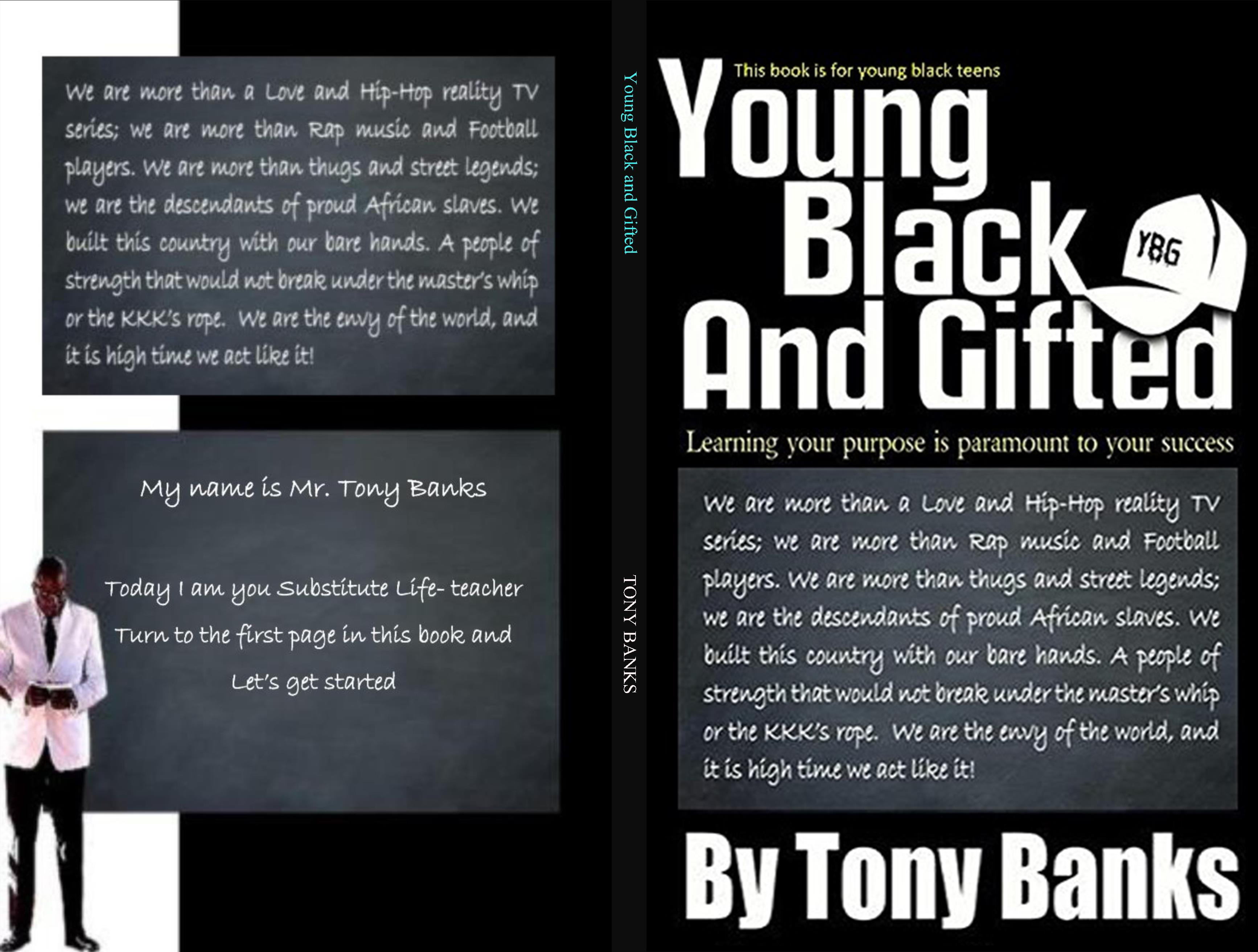 Young Black and Gifted cover image
