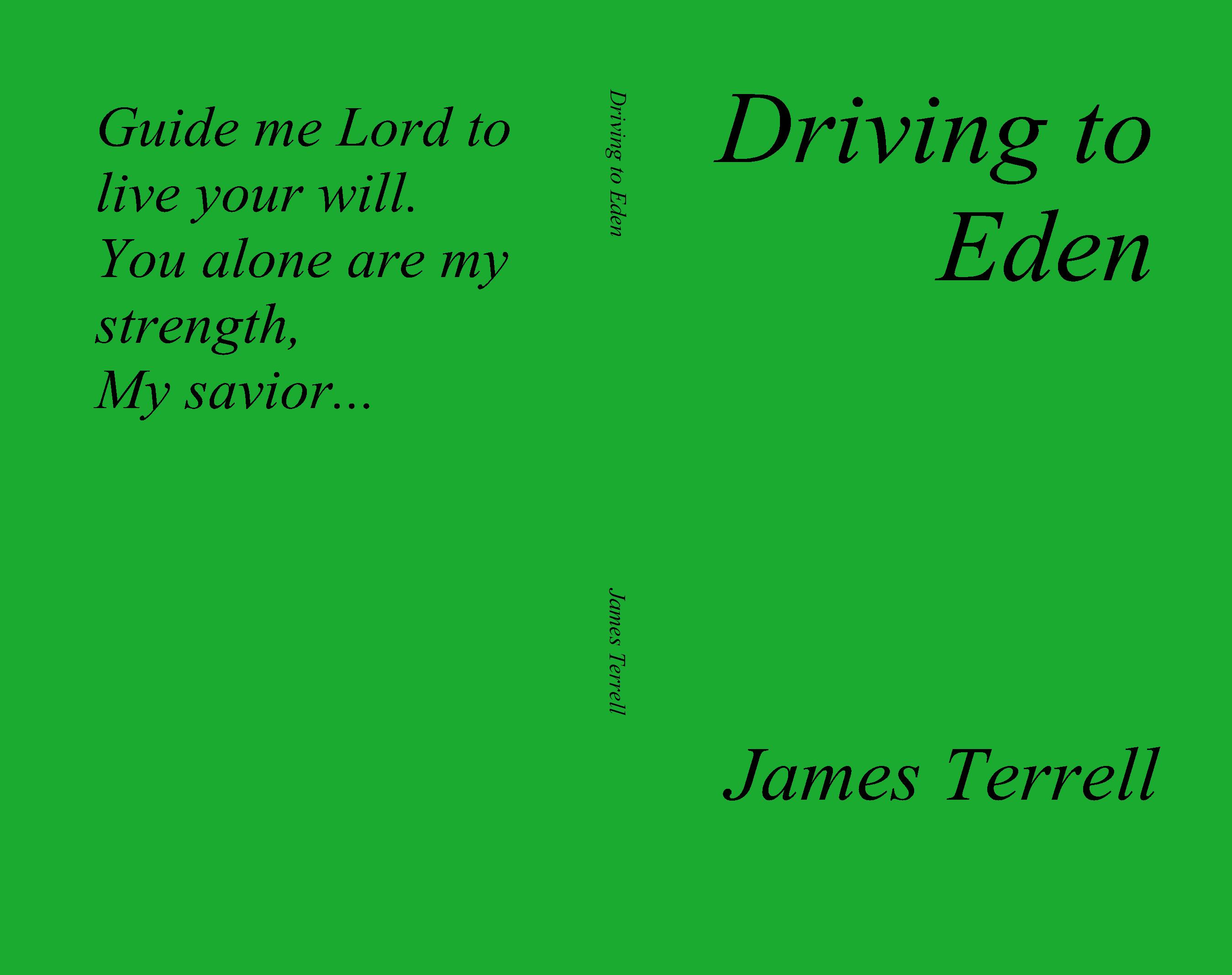 Driving to Eden cover image