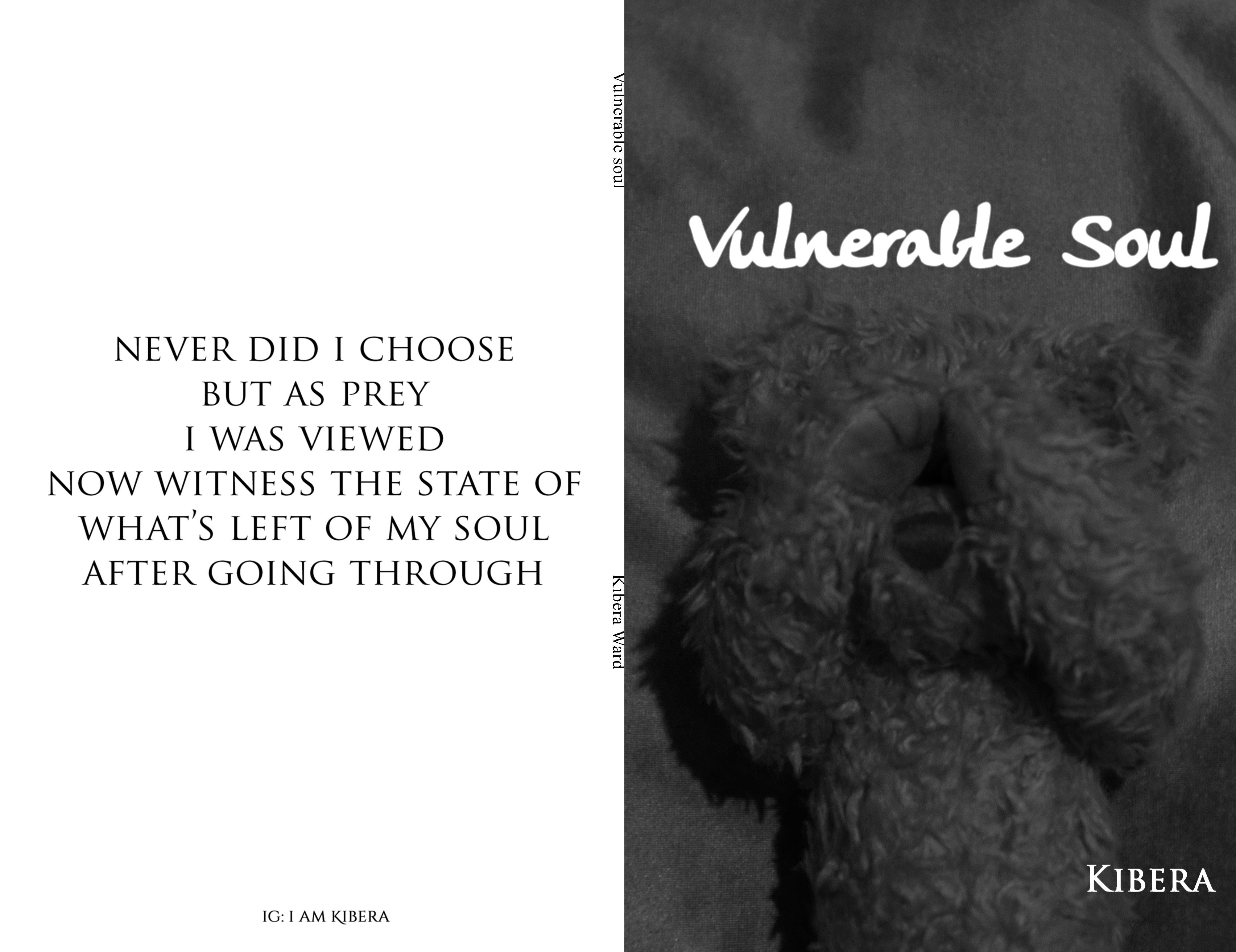 Vulnerable soul cover image
