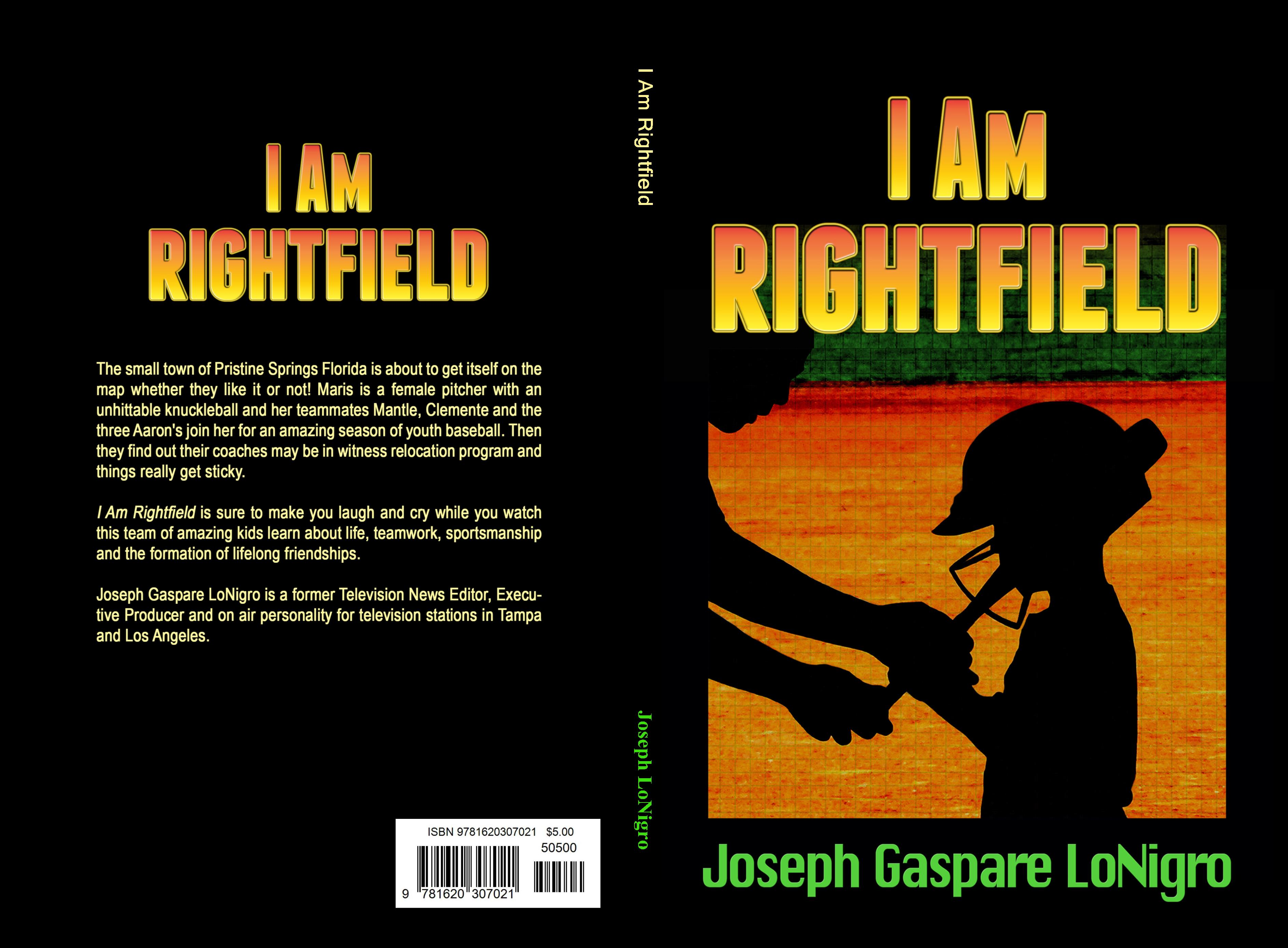 I Am Rightfield cover image