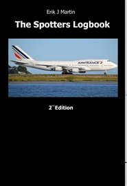 The Spotters Logbook, 2nd Edition cover image