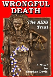Wrongful Death: The AIDS trial cover image