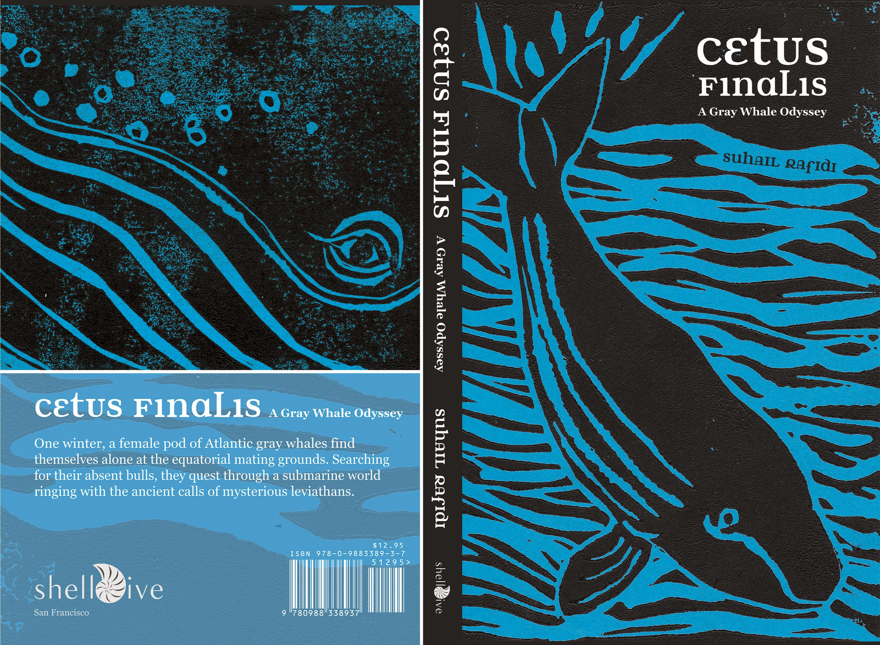Cetus Finalis: A Gray Whale Odyssey cover image