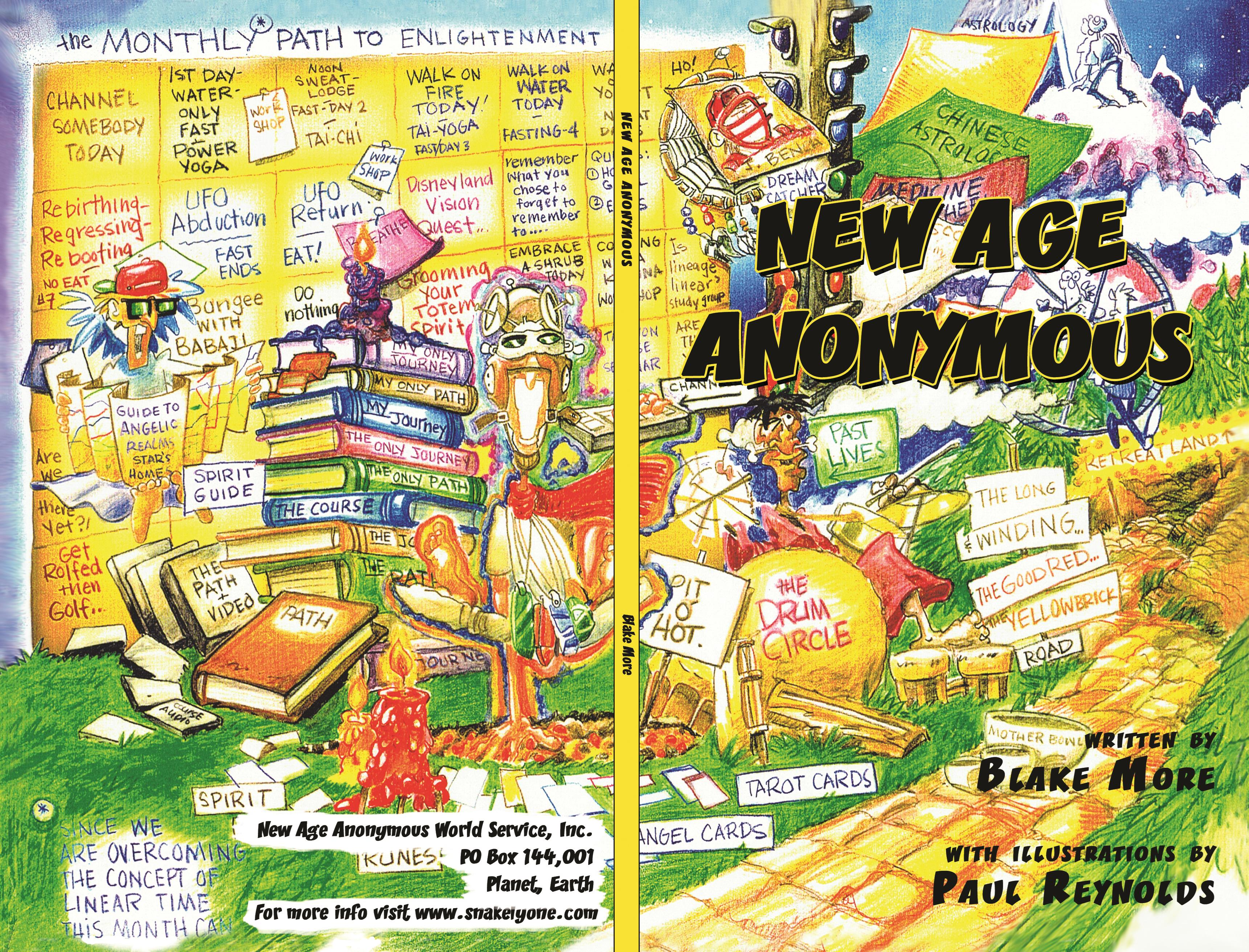 New Age Anonymous cover image