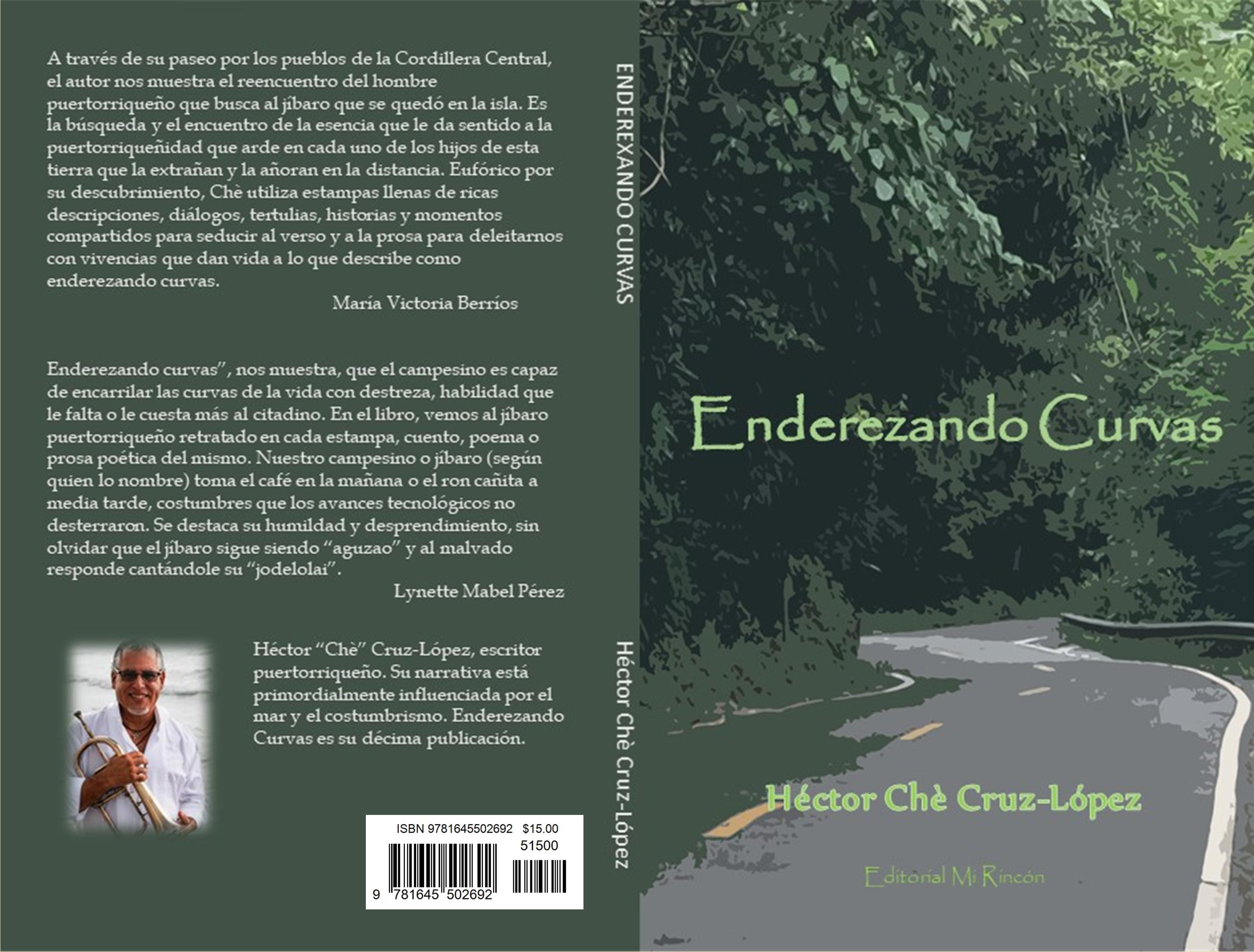 Image result for Enderezando curvas (2019) de Héctor Che Cruz-López