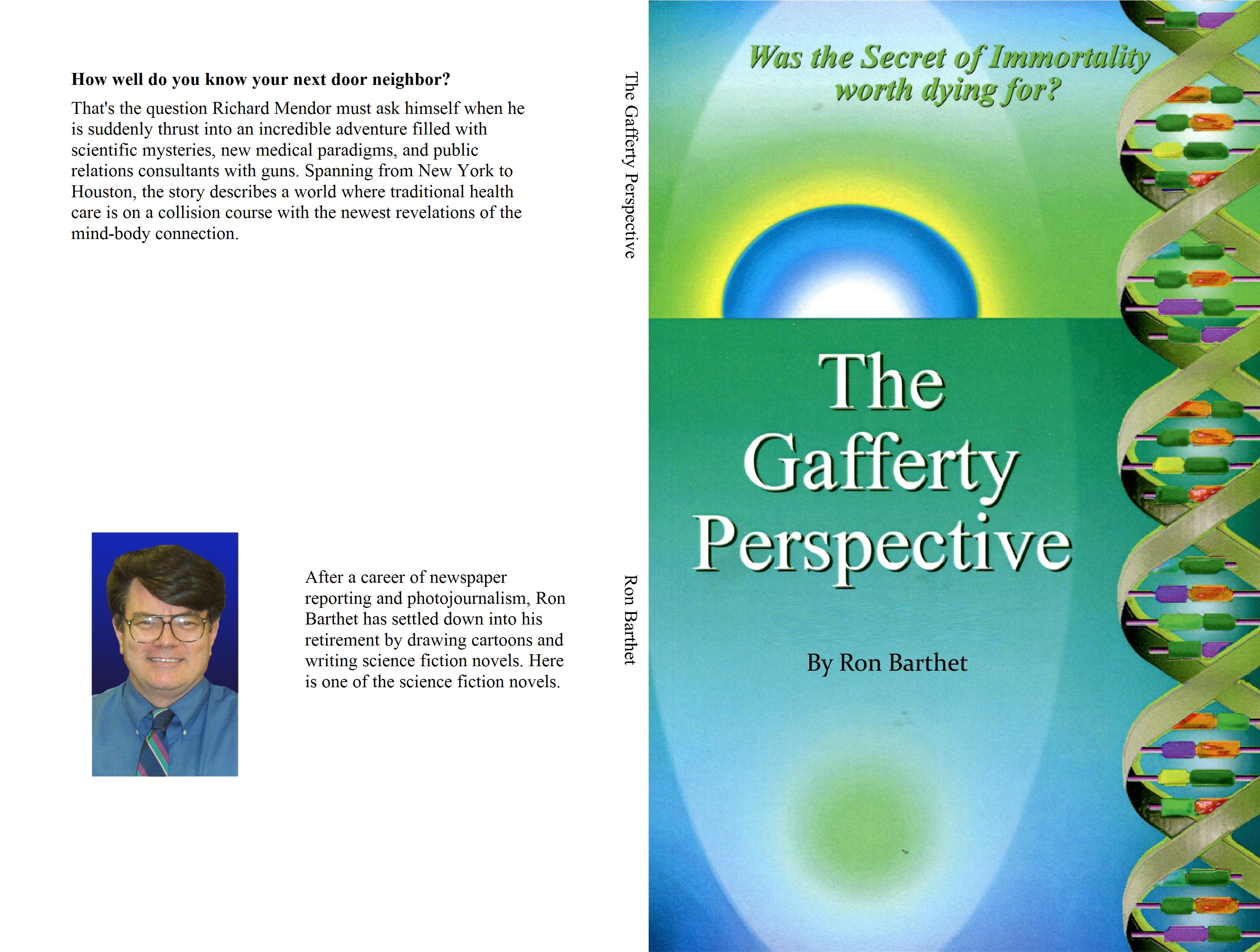The Gafferty Perspective cover image