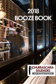 2018 Booze Book cover image