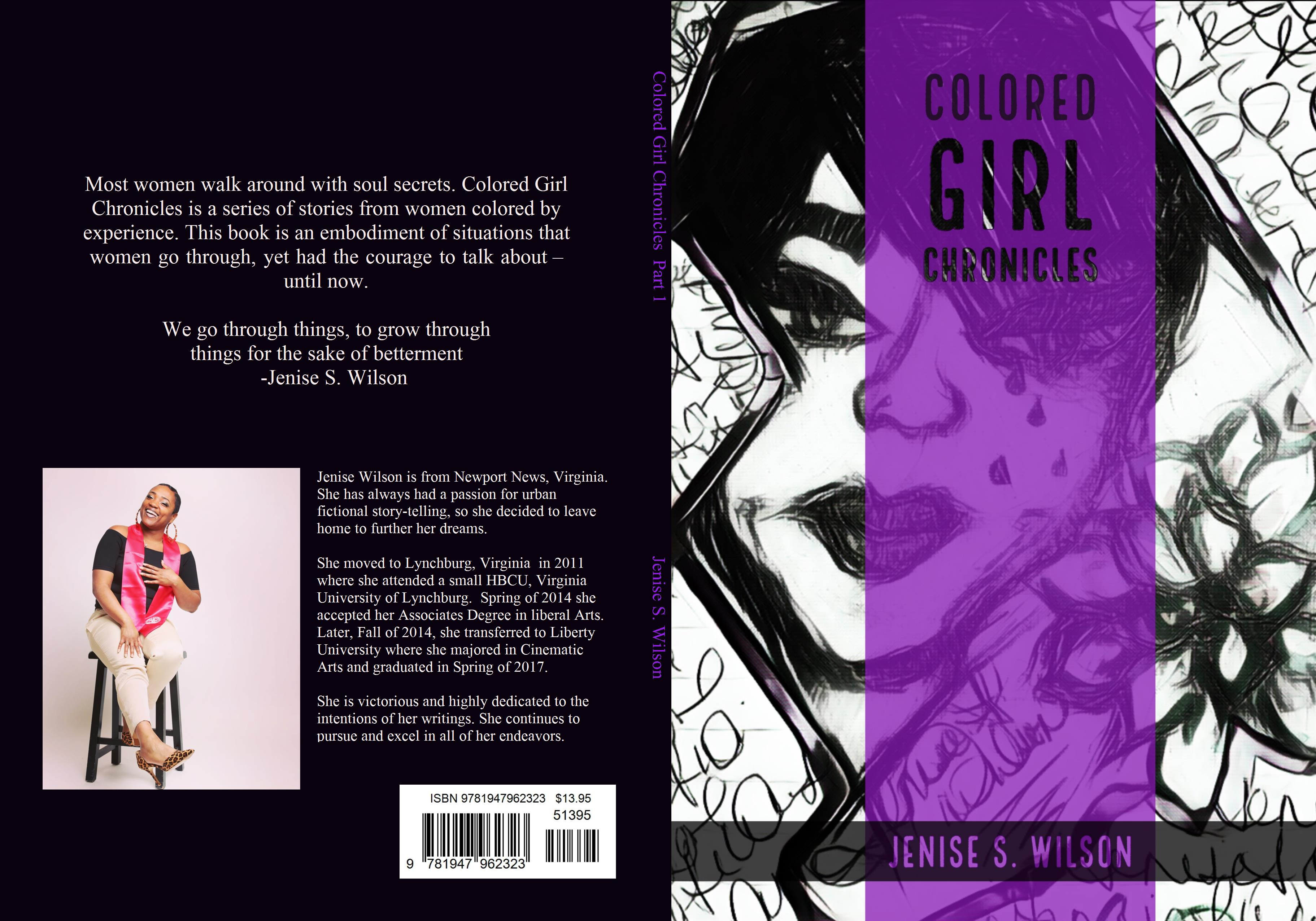 Colored Girl Chronicles (Part 1) cover image