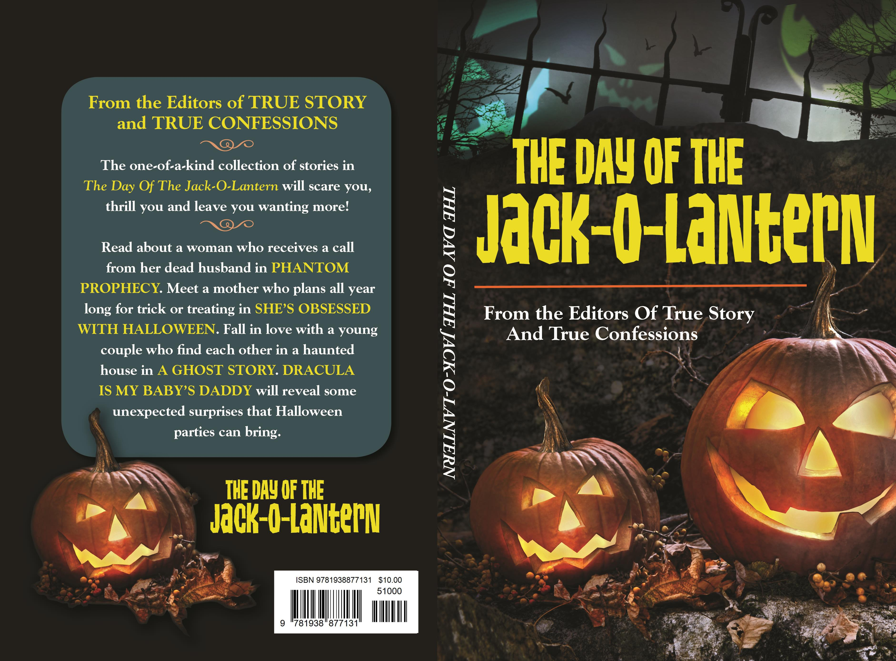 The Day Of The Jack-O-Lantern cover image
