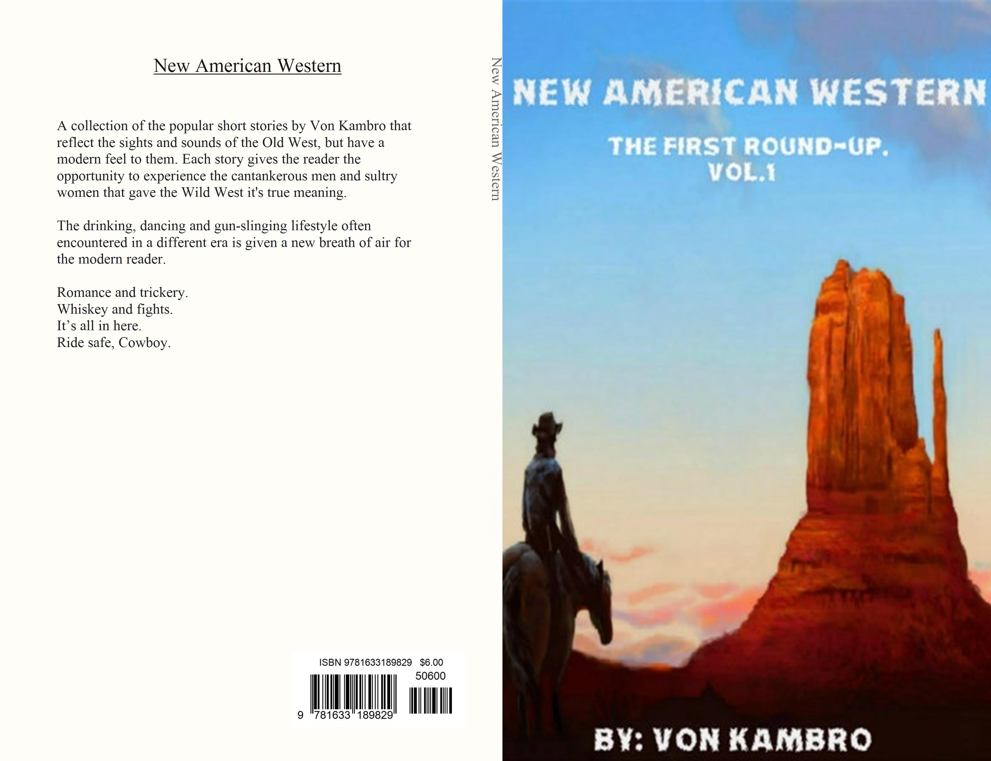 New American Western: The Complete Collection cover image