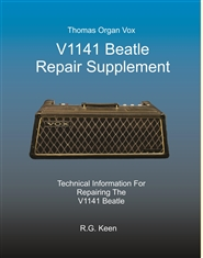V1141 Beatle Repair Supplement cover image