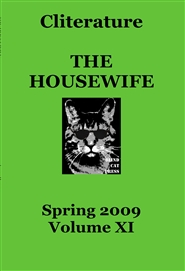 Cliterature THE HOUSEWIFE cover image