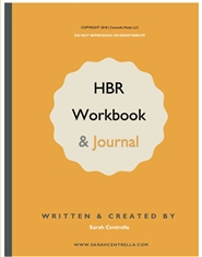 HBR Workbook & Journal cover image
