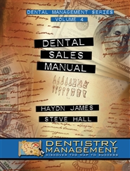 Dental Sales Manual cover image
