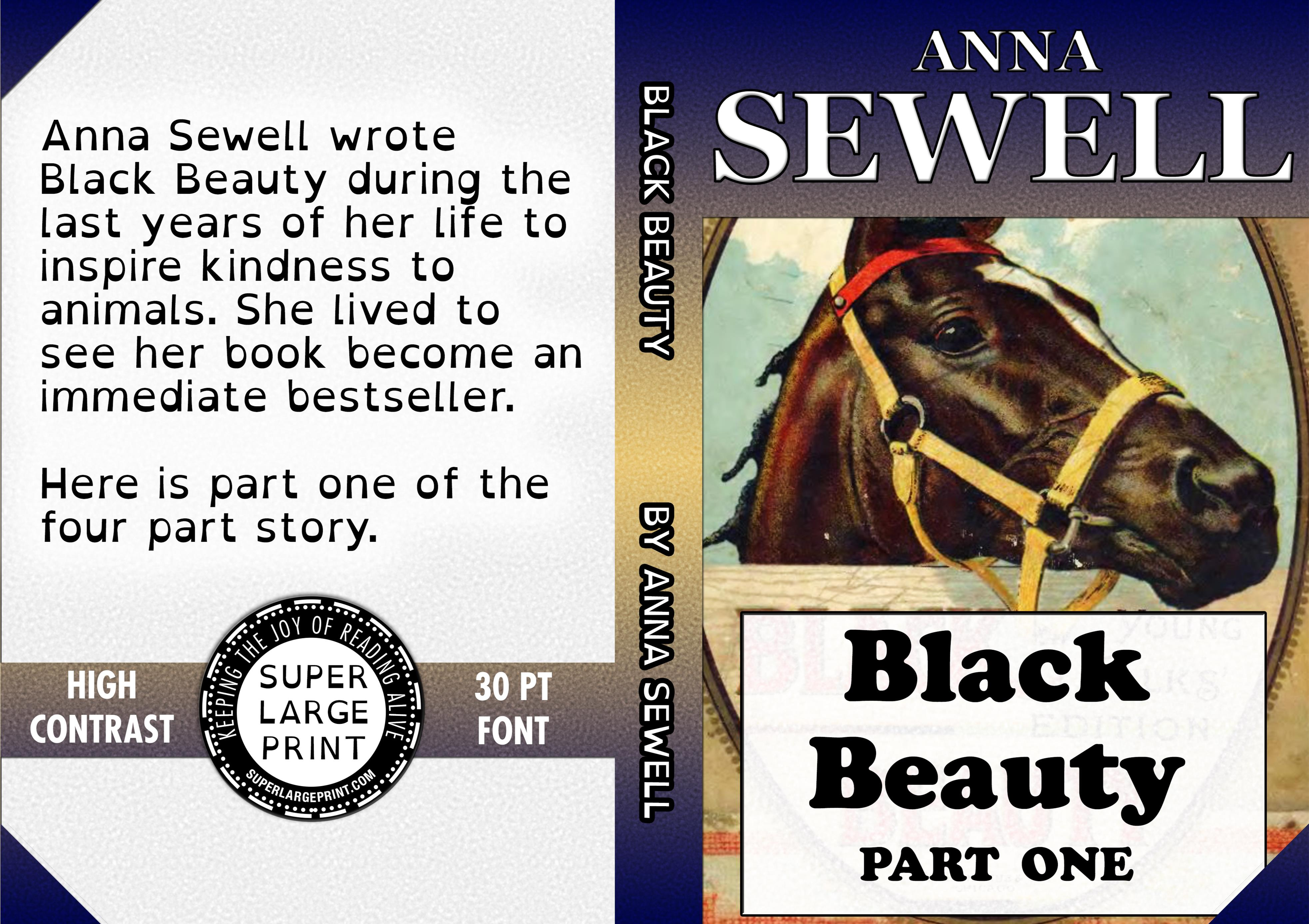 Black Beauty cover image