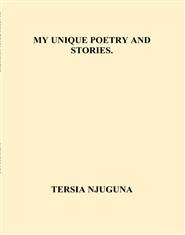 MY UNIQUE POETRY AND STORIES. cover image