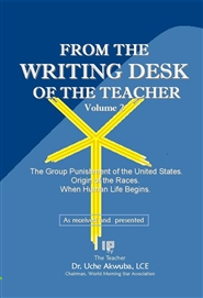 FROM THE WRITING DESK OF THE TEACHER: Volume 2 cover image