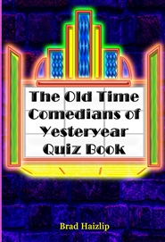 The Old Time Comedians of  ... cover image