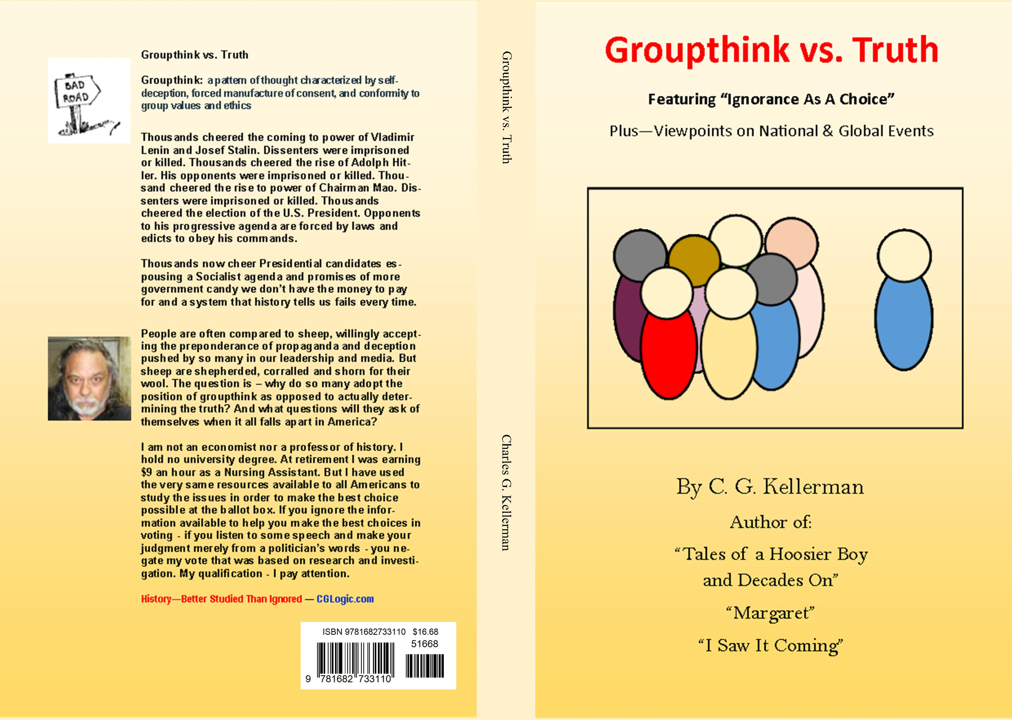 Groupthink vs. Truth cover image