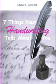 7 THINGS YOUR HANDWRITING TELLS ABOUT YOU cover image