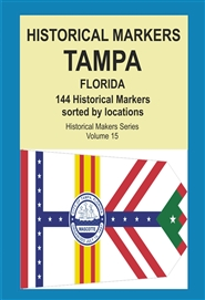 Historical Markers TAMPA, Florida cover image