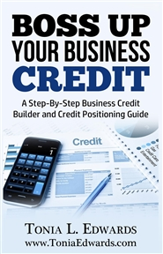 Boss Up Your Business Credit cover image