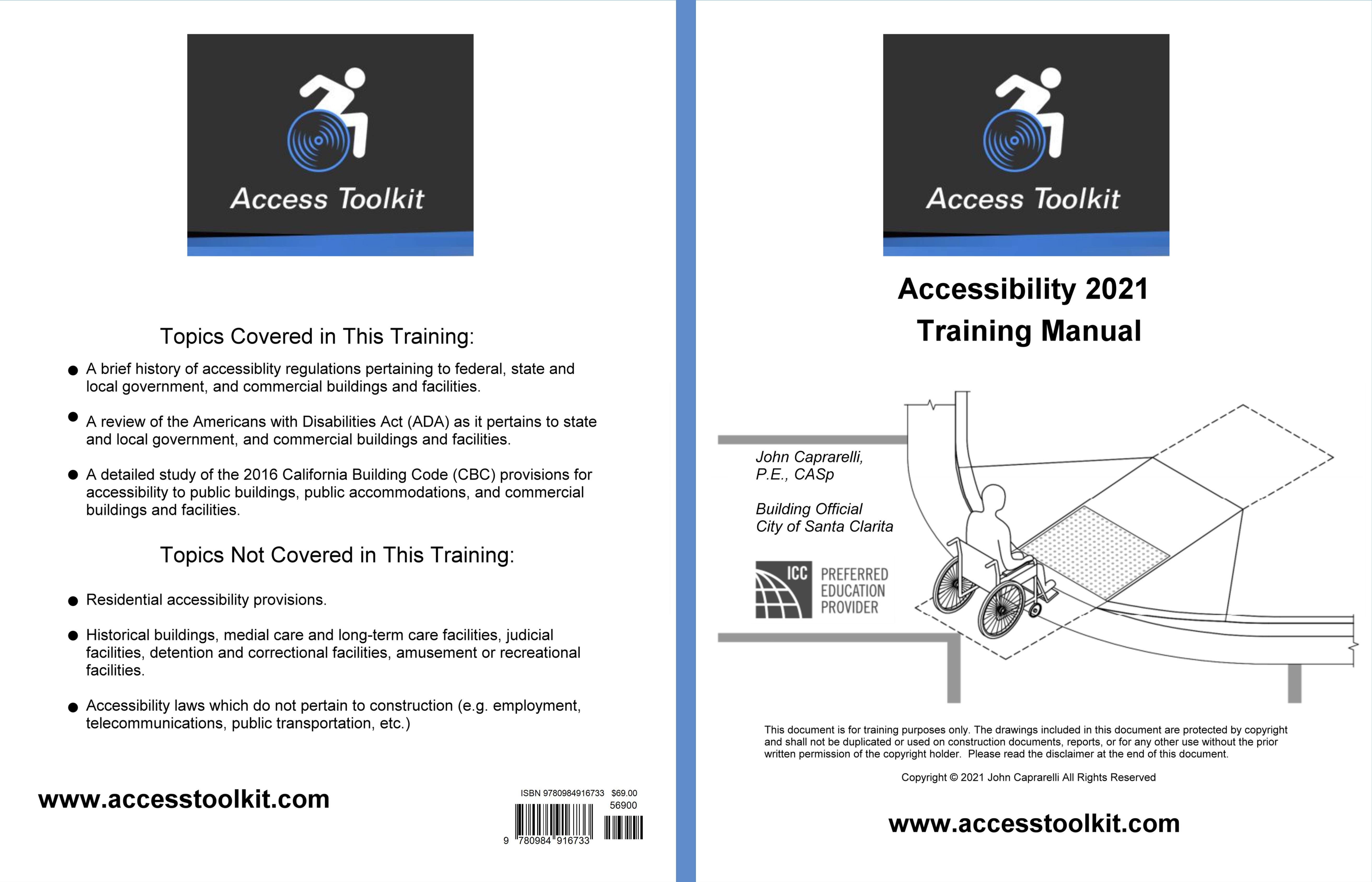 Access Toolkit Accessibility cover image