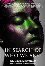 IN SEARCH OF WHO WE ARE cover image