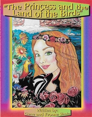 The Princess and the Land of the Birds Workbook cover image