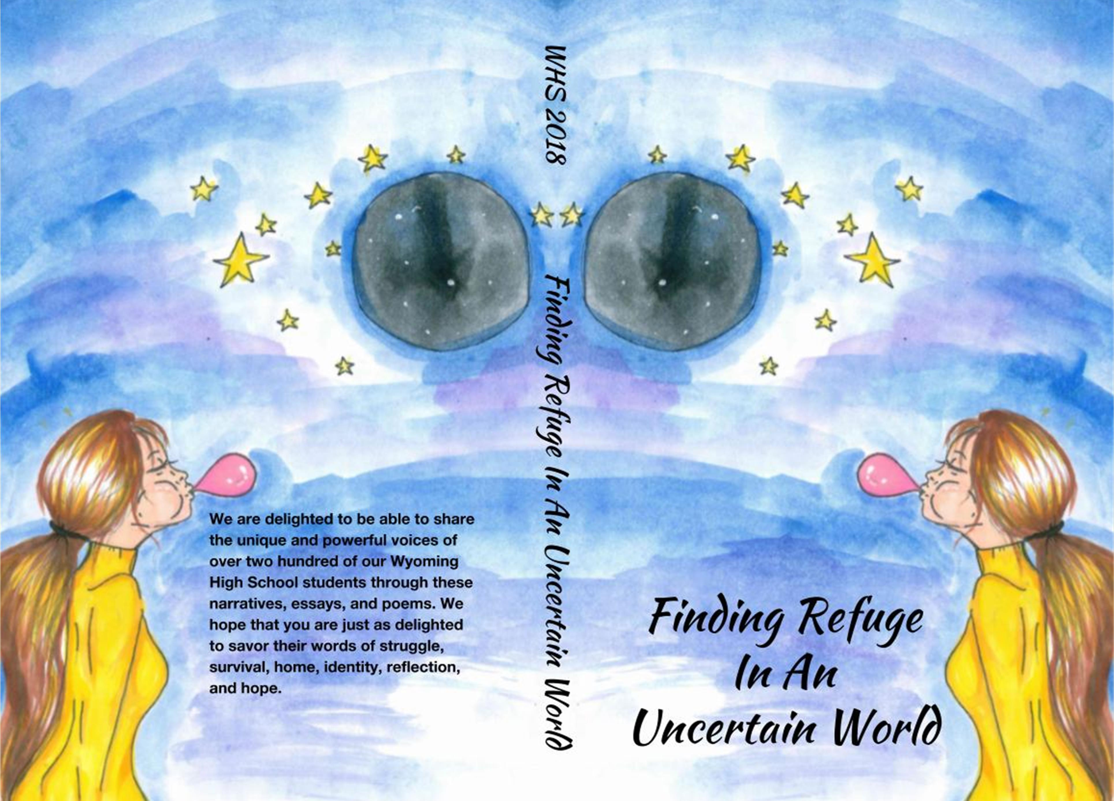 Finding Refuge cover image