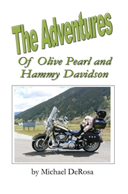 The Adventures of Olive Pearl and Hammy Davidson cover image