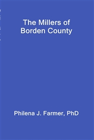 The Millers of Borden County cover image
