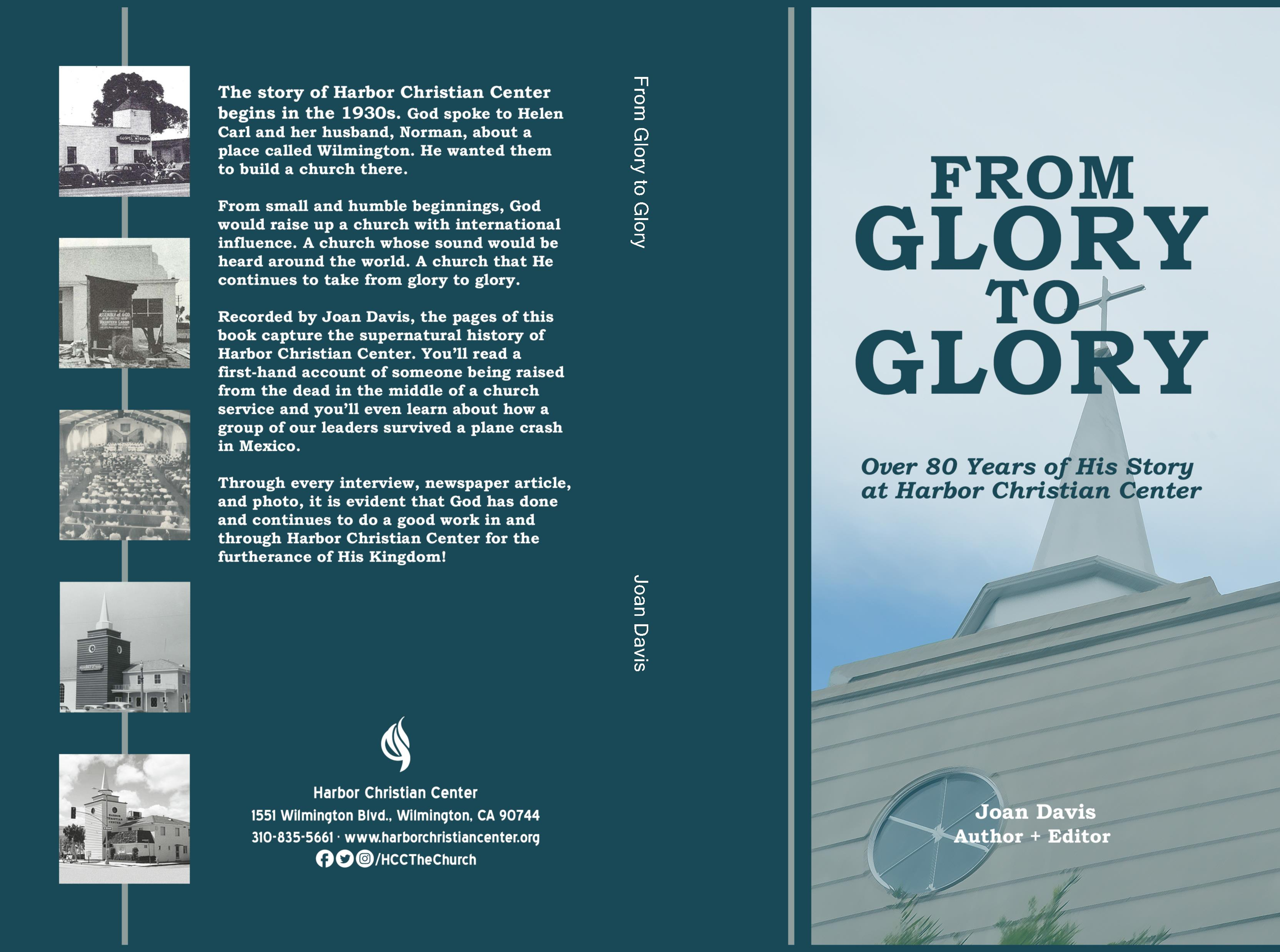From Glory to Glory cover image