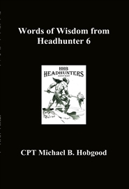 Words of Wisdom from Headhunter 6 cover image