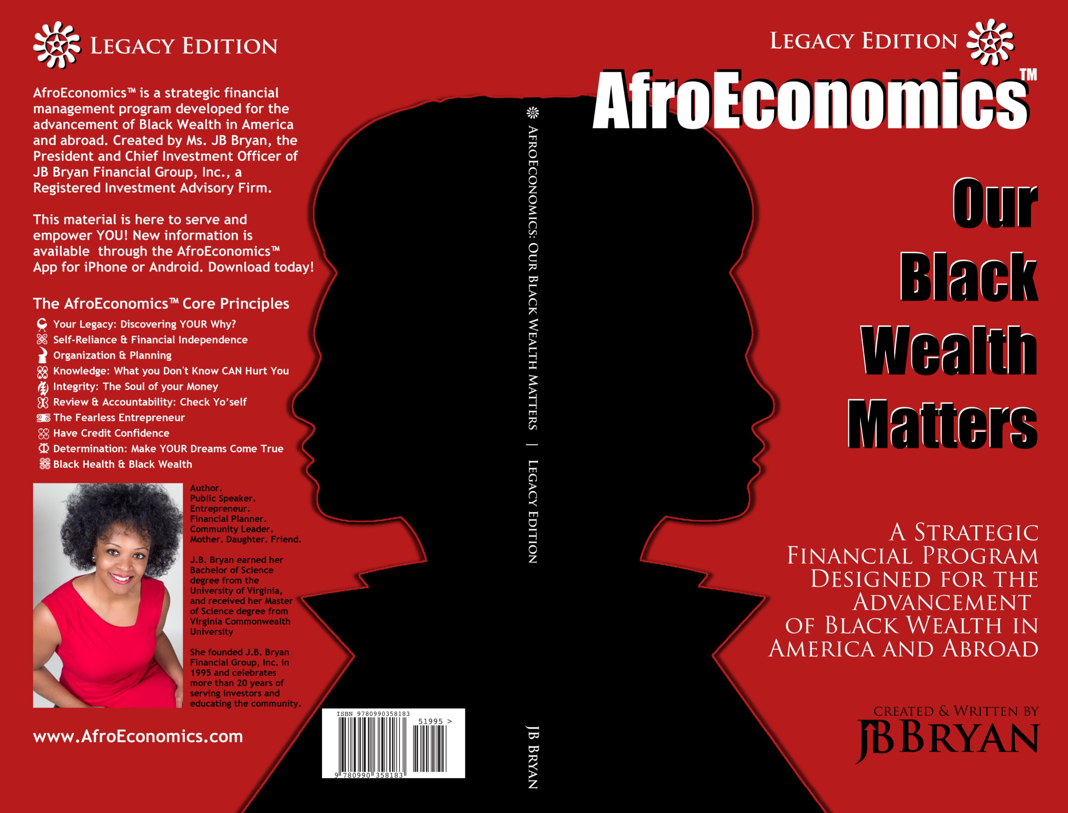 AFROECONOMICS: Black Wealth Matters (Legacy Edition) cover image