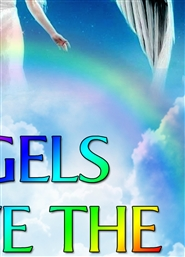 Angels above the Rainbow cover image