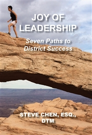 Joy Of Leadership cover image