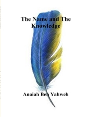 The Name and The Knowledge cover image