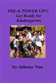 PRE-K POWER UP!!! Get Ready for Kindergarten cover image